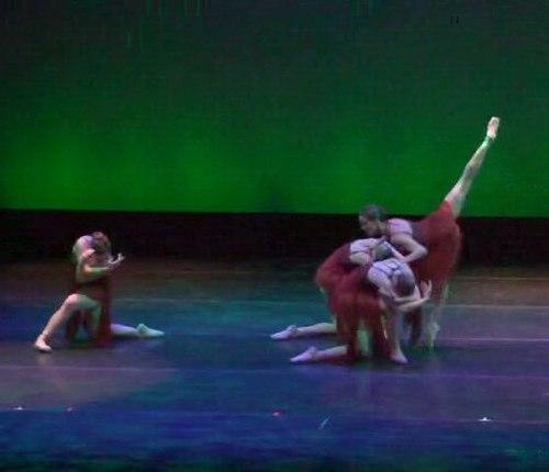 La Danserie in Nicole Mathis' 'Sirenum Scopuli'