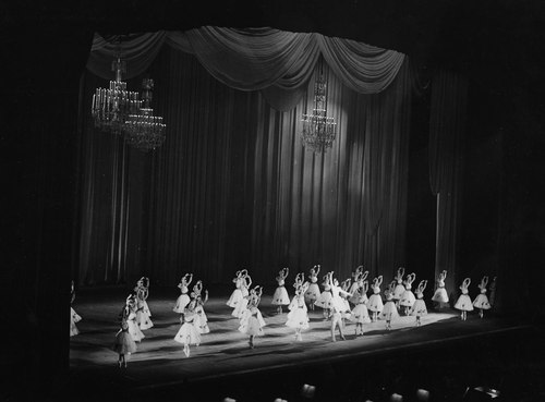 Radio City Music Hall Corps de Ballet 1946