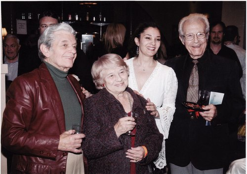 Ballet Russe Reunion: Andre Tremaine, Evelyn Barrille, Natasha Middelton, Paul Maure