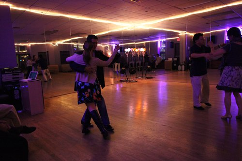You Should Be Dancing 'Latin' Room 1/125, 2.8, ISO 6400