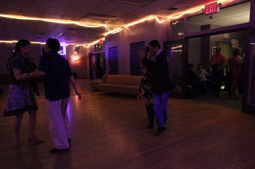 You Should Be Dancing 'Latin' Room 1/125, 3.2, ISO 6400