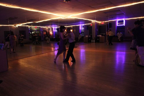You Should Be Dancing 'Latin' Room 1/125, 3.5, ISO 6400