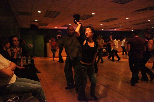 You Should Be Dancing 1/125, 2.2, ISO 25600
