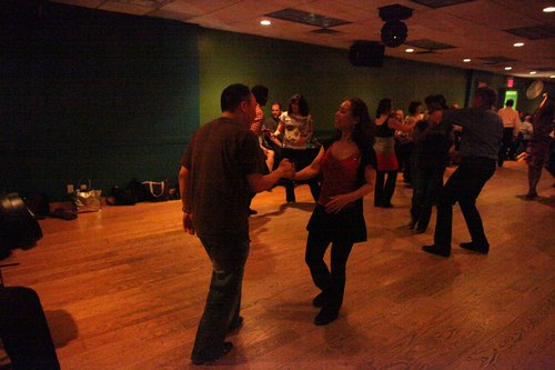 You Should Be Dancing Main Room 1/80, 2.2, ISO 25600