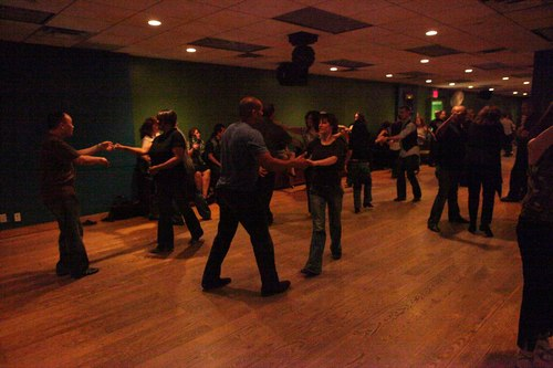 You Should Be Dancing Main Room 1/125, 2.8, ISO 25600