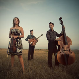 Hot Club of Cowtown - Wednesday July 6th at 6:30pm