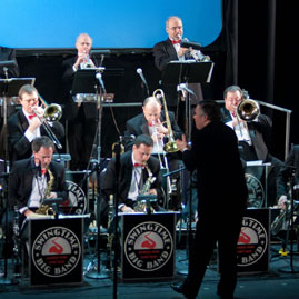 Swingtime Big Band - Wednesday June 29th at 6:30pm