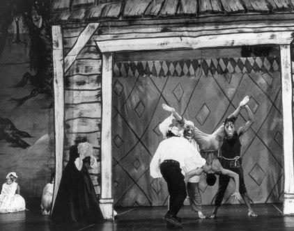 Fall for Dance 2006 - Bill T. Jones/Arnie Zane Dance Company - Last Supper at Uncle Tom's Cabin