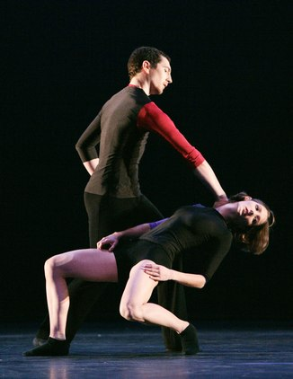 Fall for Dance 2006 - Dutch National Ballet - Before After
