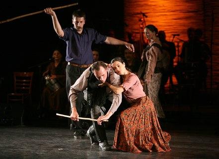 Fall for Dance 2006 - Honvéd Dance Company - Black Pearl