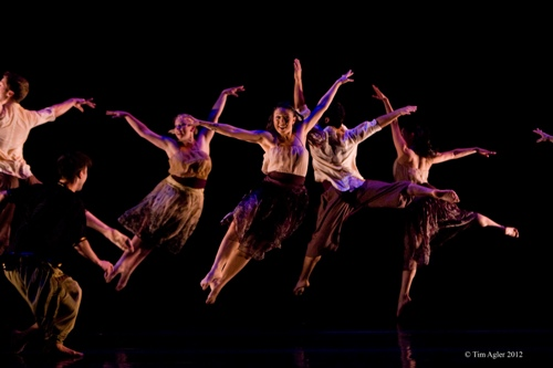 'The Dancing Man, a fairy tale', Choreographer and Artistic Director: Nate Hodges, RhetOracle Dance Company
