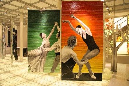 NYCB/Sicis mosaics