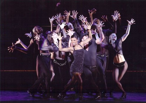 Brenda Braxton and Cast from 'Chicago'