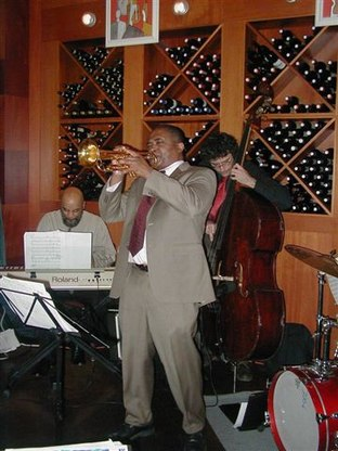 Dave Gibson Quintet at Azalea