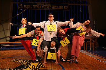 The six spellers