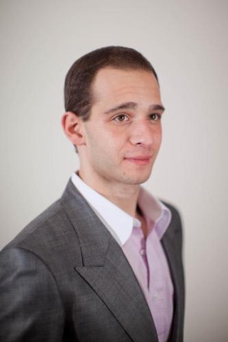 Craig Salstein, founder of Intermezzo. Photo by Acapella Pictures.