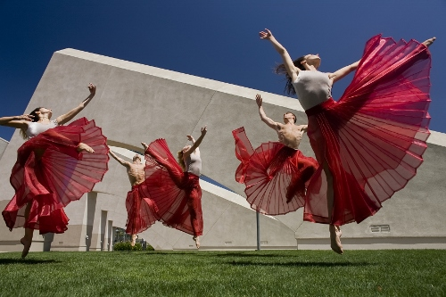 RIOULT Dance NY in Pascal Rioult's 'Views of the Fleeting World'.