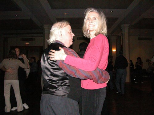Country Western Two-Step with Margaret Batiuchok, President and Co-Founder of the New York Swing Dance Society
