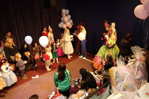 NYTB's Cinderella's wedding to Prince Charming