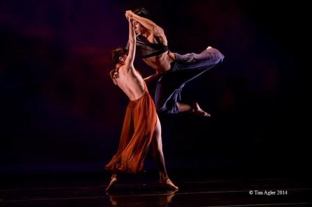 'Divine in Nature' Sole Vita Dance Company. Choreographer Joelle Martinec.