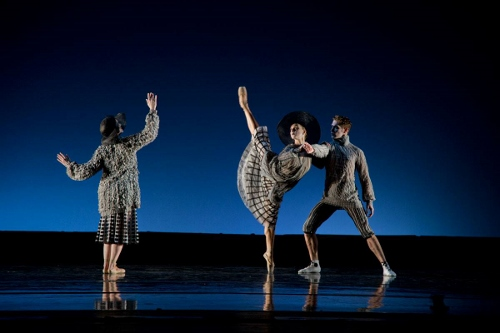 Trey McIntyre Project in 'The Vinegar Works: Four Dances of Moral Instruction'. Photo courtesy of Trey McIntyre Project.