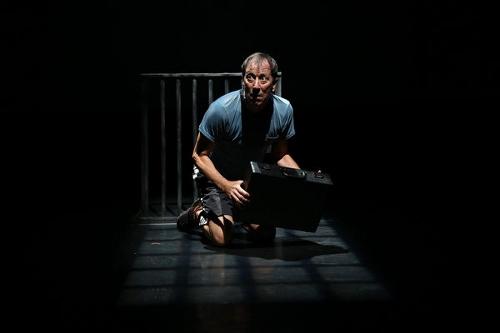 John Fleck in 'Blacktop Highway'