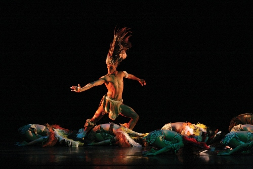 Photo courtesy of Colombian Folkloric Ballet.