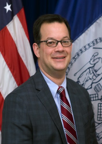 Andrew Cohen (Photo Credit: NYC Council Website)