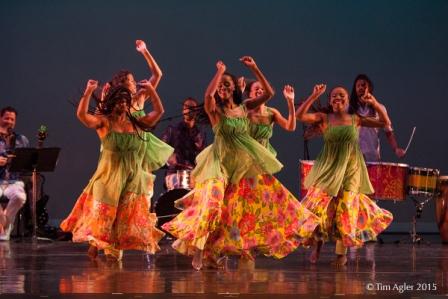 'In Motion' Viver Brasil Dance Company