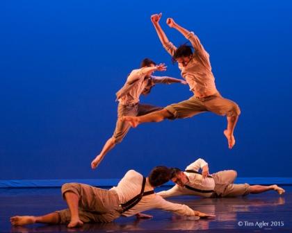 'The Walk West', SoleVita Dance Company
