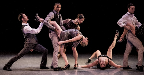Manuel Vignoulle's Crazy… Crazy Love!!!<br>Dancers: Gildas Lemonnier, Sedrig Verwoert, Leigh Lijoi, Madison McPhail, Joanna DeFelice, Shay Bares