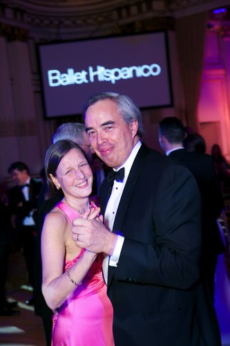 Event Vice Chairs Charles Wortman & Laura Baldwin