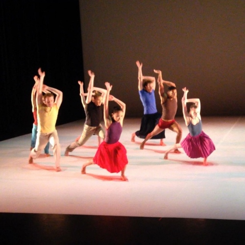 Grand Rapids Ballet dancers in Sagi Gross' 'One Charming Night.'