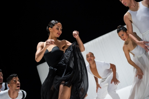 Ballet Hispanico in 'Carmen.Maquia.'