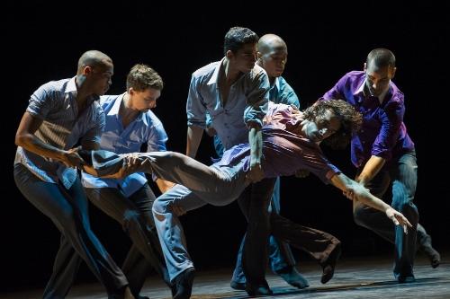 Ballet Hispanico in 'Sombrerísimo.'