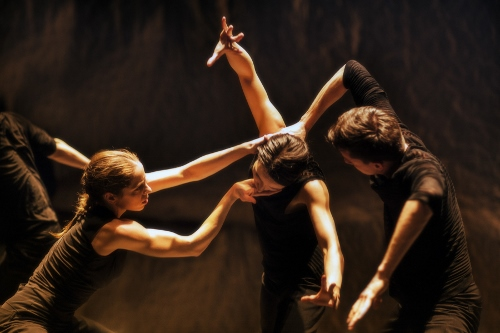 Nederlands Dans Theater 1 in Crystal Pite's 'In the Event.'