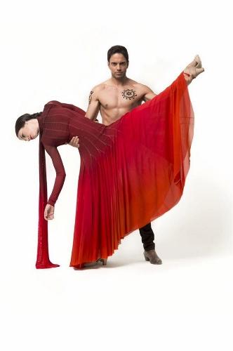 Curro de Candela's 'Afrogitano: Más Que Flamenco.' Photo courtesy of Curro de Candela.