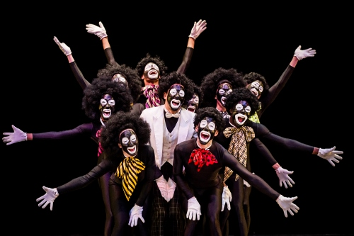 SPECTRUM DANCE THEATER in 'The Minstrel Show Revisited' - October 29-31, 2015
