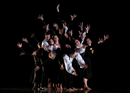 'Remembrances: a Ballet in Memory of the Victims of the Holocaust' — with Caitlin Negron, Jillian Godwin, Mariel Greenlee and Zach Young