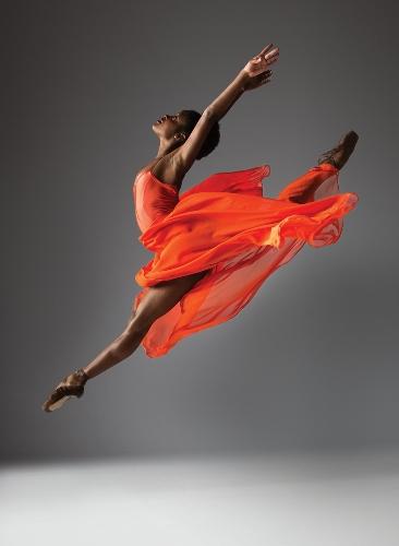Dance Theatre of Harlem's Ingrid Silva.