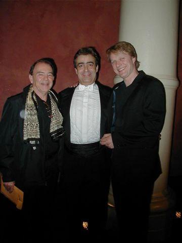 Bob Lombardo, Francisco Bonnin (Conductor), Nilas Martins