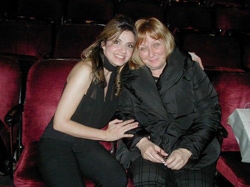 Hilda Ramos and Julienne Viola (<a href='http://www.freedusa.com'>Freed of London</a>)