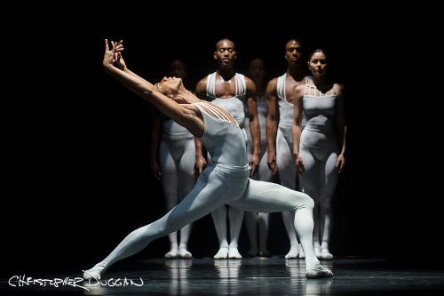 Dance Theatre of Harlem in Ulysses Dove's 'Dancing on the Porch of Heaven: Odes to Love and Loss.'