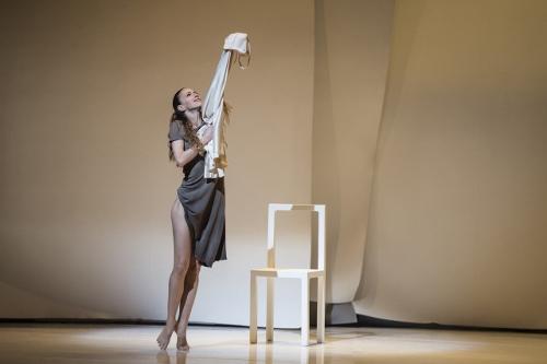 Anjara Ballesteros as Cinderella in Jean Christophe Maillot's 'Cinderella.'