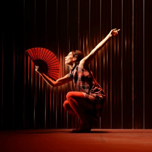 Myriam Allard, co-artist director, choreographer and dancer.