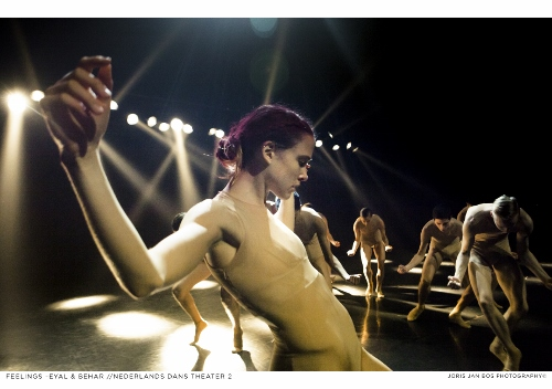 NDT2. Feelings of Sharon Eyal and Gai Behar. Dancers: Alice Godfrey and others.