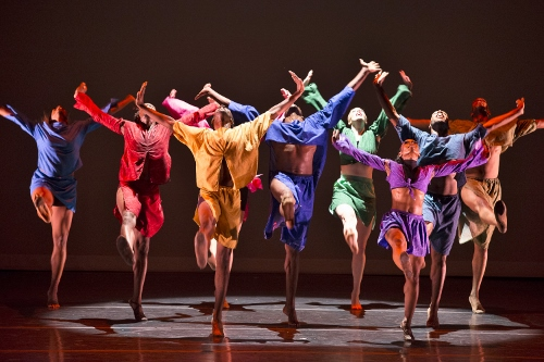 Dayton Contemporary Dance Company (DCDC) performs Sunday, May 29, 2016 at Anheuser-Busch Performance Hall.