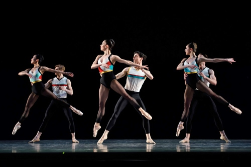 San Francisco Ballet in Justin Peck's 'In The Countenance Of Kings.'<br>(© Erik Tomasson)