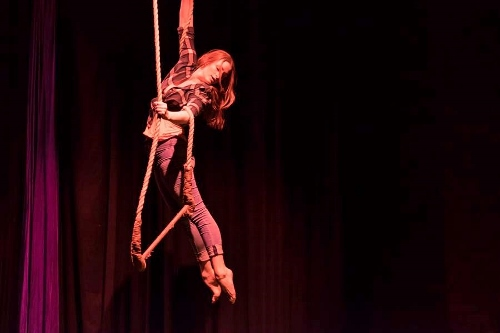 Calla Smith in Tangle Movement Arts''Surface Tension.'
