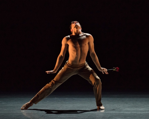 Patric Palkens in Ma Cong's 'Near Light.'